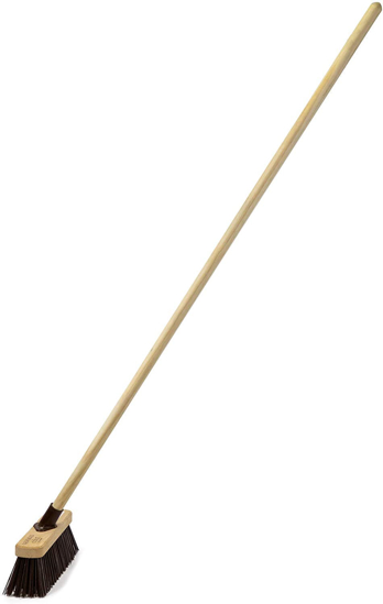 """Picture of 12 Stiff Wooden Broom Complete"""""""