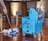 Picture of Bison Kentucky Mop Bucket/Wringer Blue