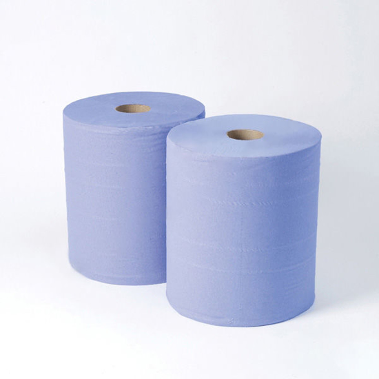 Picture of Bumper Roll (2Ply, 1000 sheets, 288mx 22cm, Pack of 2)