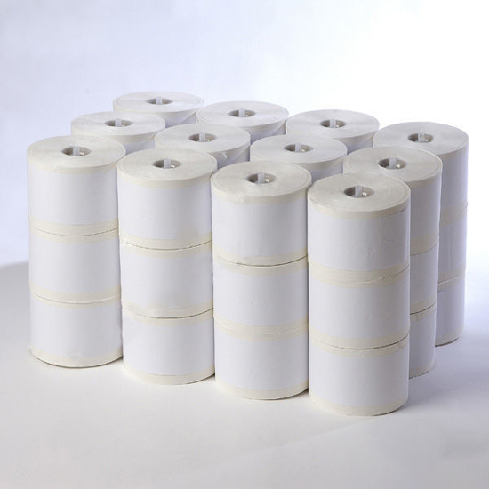 Picture of White DROPMATIC Toilet Rolls (2Ply, 100m, Pack of 36)