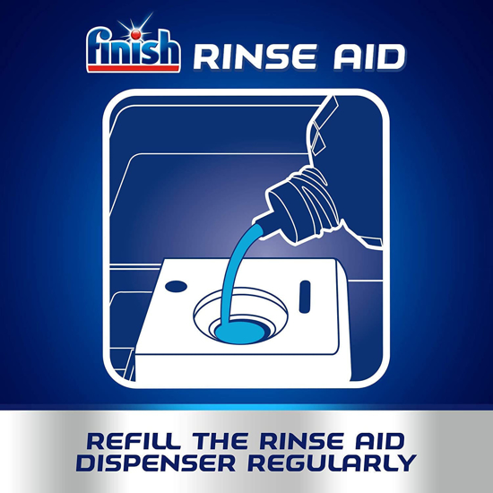 Picture of Finish Rinse Aid 800ml