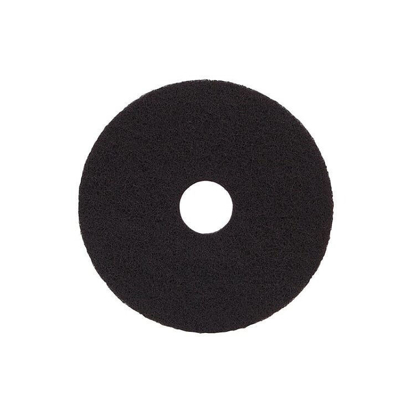 Picture of Floorpads 15 Black stripping