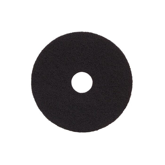 Picture of Floorpads 17 Black stripper