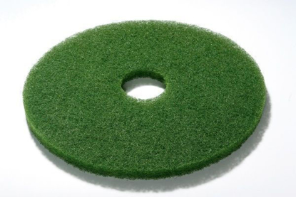 Picture of Floorpads 17 Green scrubbing