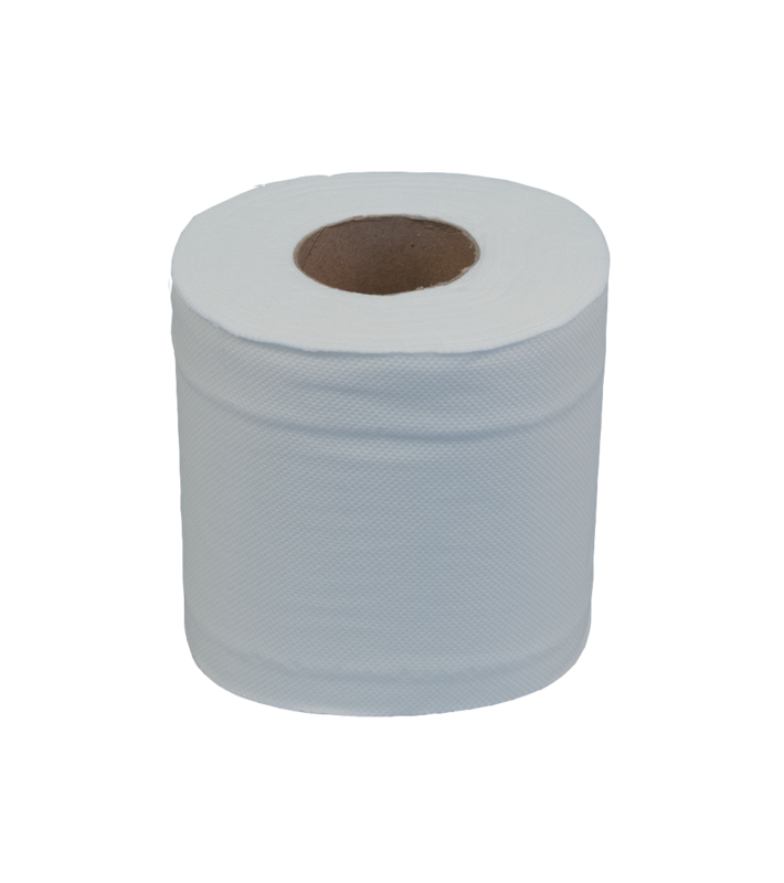 Picture of White KATRIN 105003 Easy Flush (2-Ply, 300 sheets, Pack of 20)