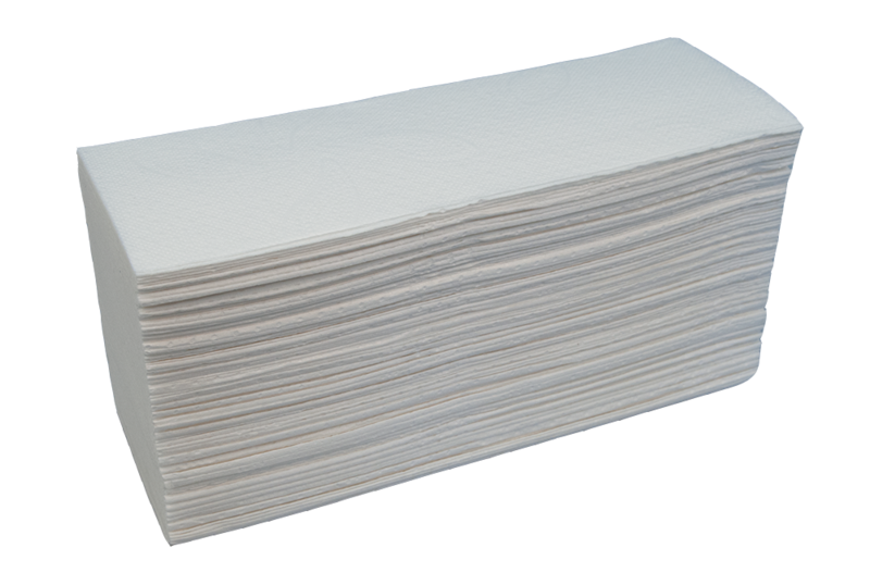 Picture of White, KATRIN Non-Stop M2 Towels (2Ply, Pack of 2025)