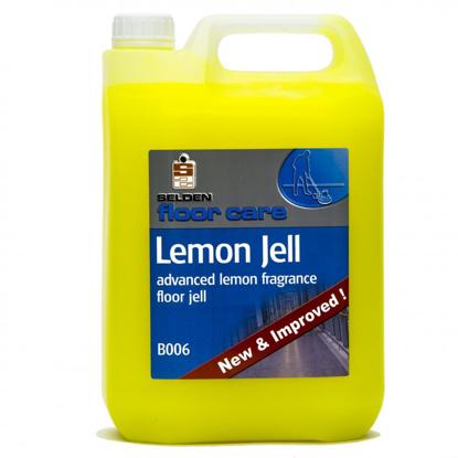 Picture of Lemon Floor Gel All Purpose Cleaner