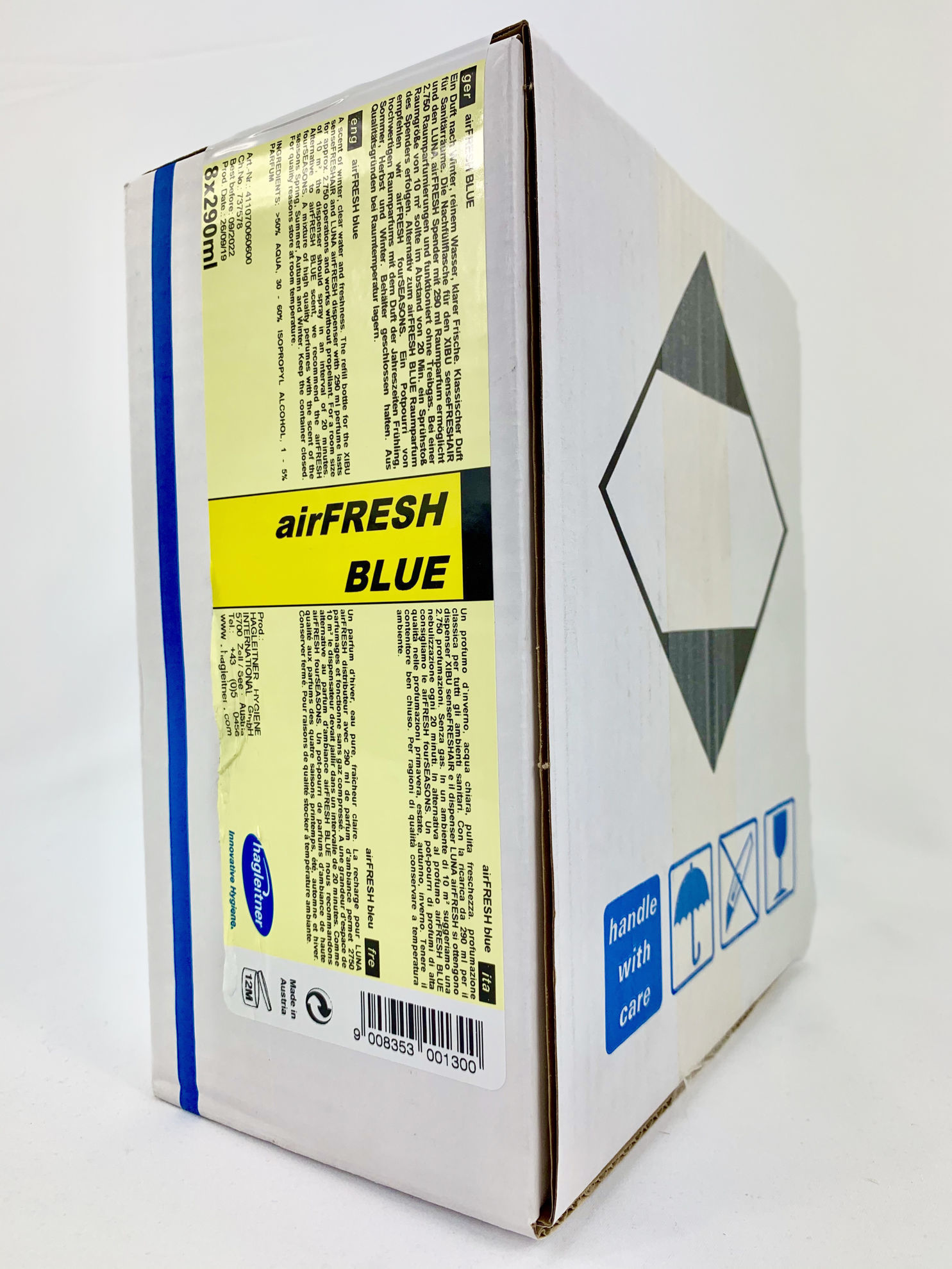 Picture of LUNA airFRESH blue 300ml