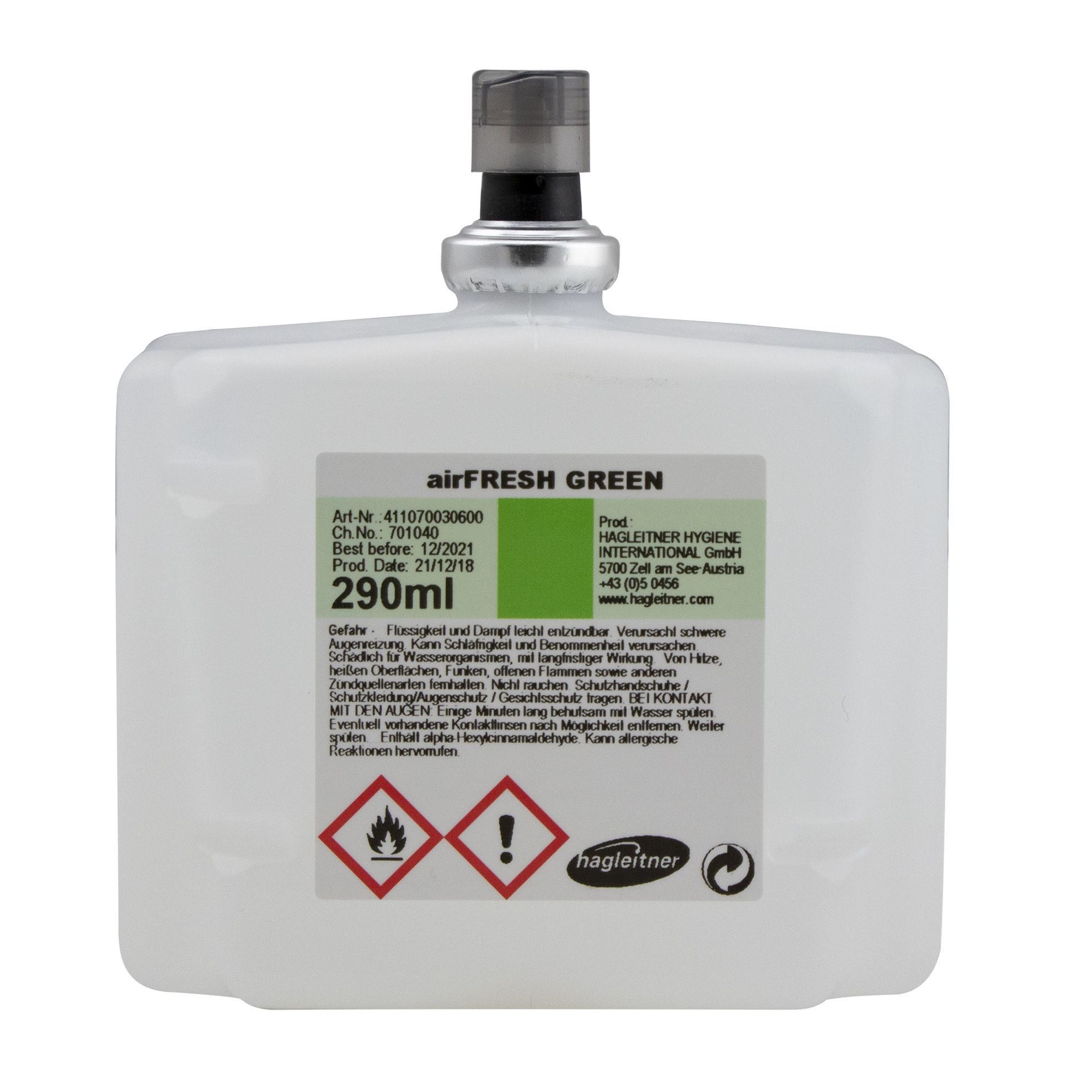 Picture of LUNA airFRESH Green 300ml