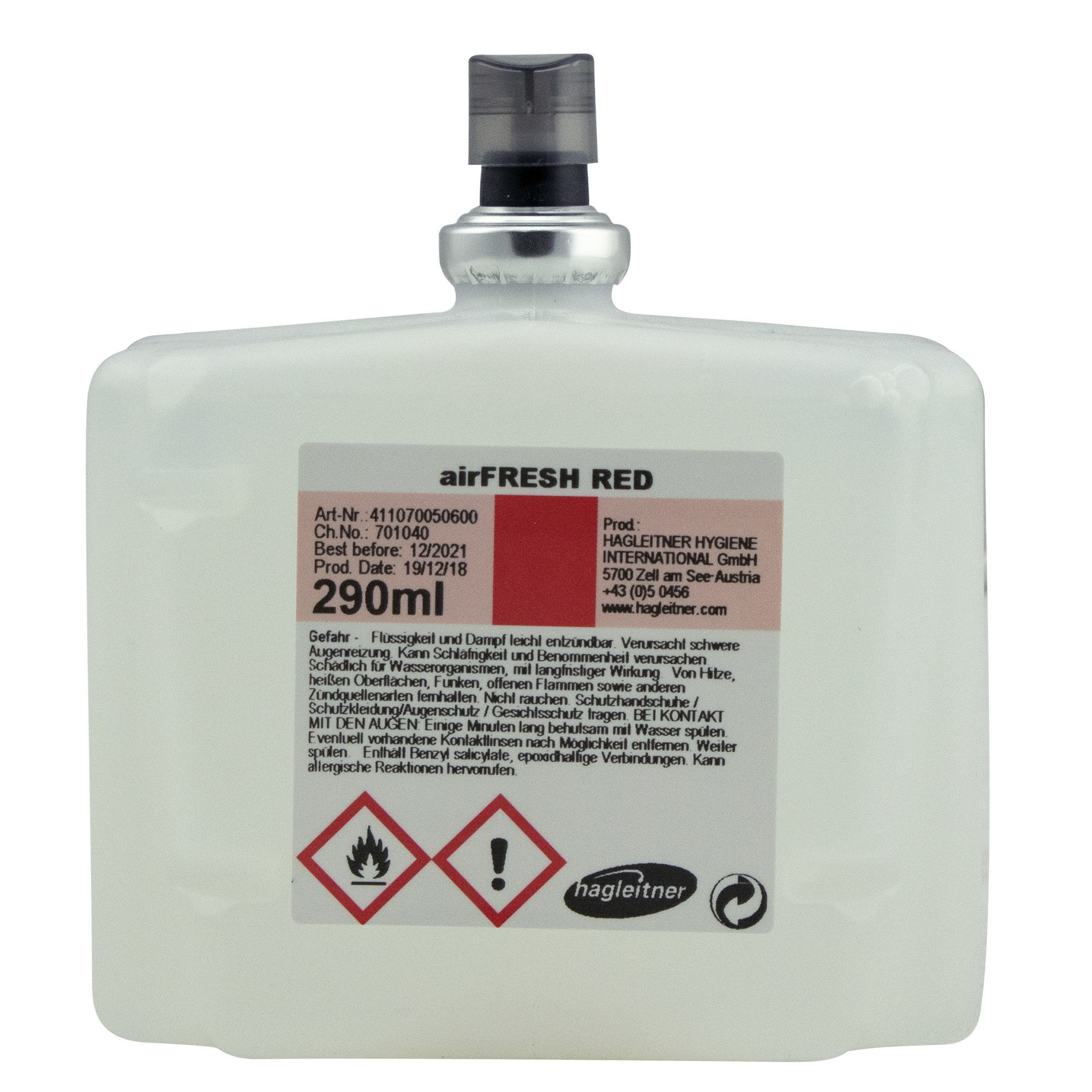 Picture of LUNA airFRESH Red 300ml