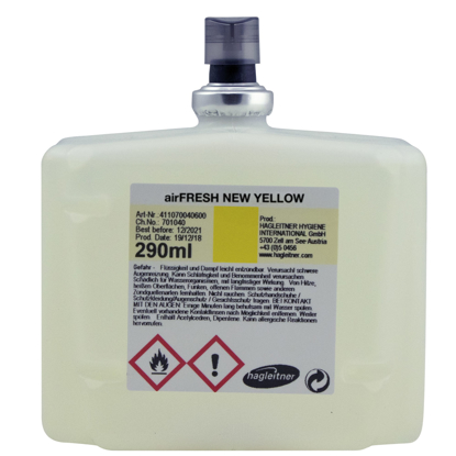 Picture of LUNA airFRESH yellow 290ml