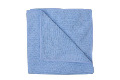 Picture of Blue Microfibre Cloth 40x40cm (Pack of 10)