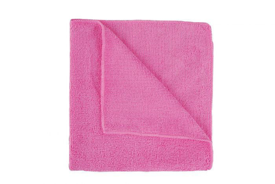 Picture of Red Microfibre Cloth 40x40cm(Pack of 10)