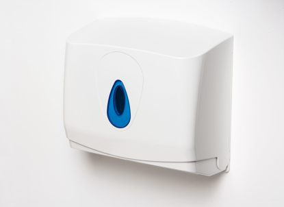 Picture of Plastic Tissue Dispenser (Compatible with C-Fold, Interleaved, and Multi-fold Towel)