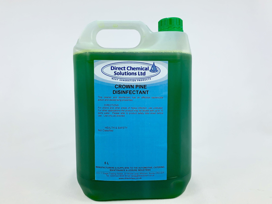 Picture of QAC Pine Disinfectant 5 Litre