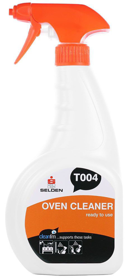 Picture of SELDEN Oven Cleaner Trigger 750ml