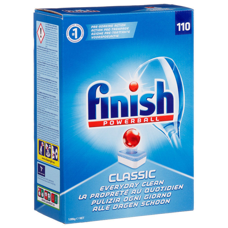 Picture of FINISH Powerball tablets