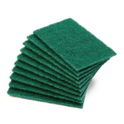 Picture of Green Scouring Pad 9 x 6 (Pack of 10)