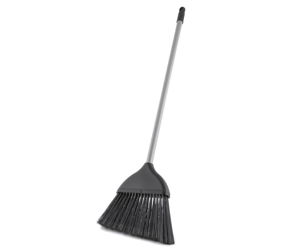 Picture of Long Handled Lobby Pan/Brush (Grey)