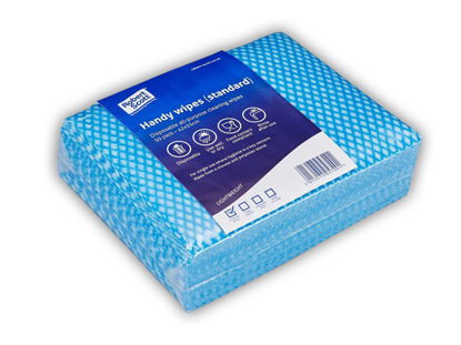 Picture of Blue Handy Wipes All purpose cloths  (Pack of 50)
