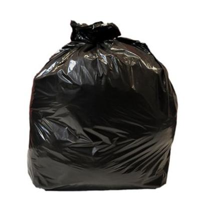 Picture of Black Bin Sack/ Refuse Sacks CHSA Heavy Duty Sacks (18 x 29 x 39 cm, Pack of 200)