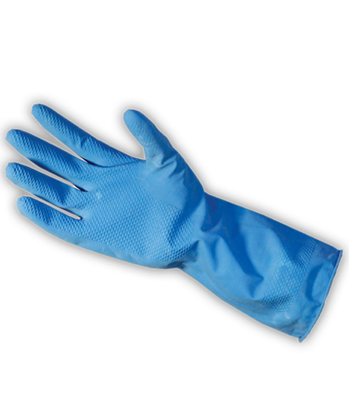 Picture of Blue Household Gloves Large (1 Pair)