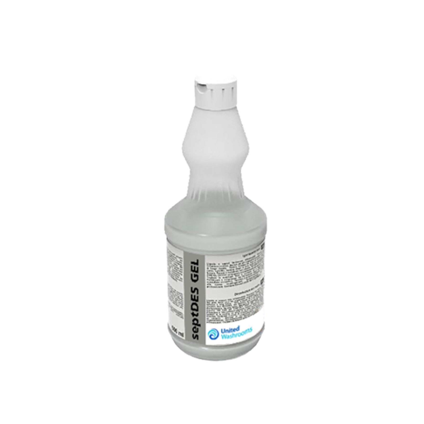 Picture of septDES Gel 80% Hand Sanitiser (Hand Gel)