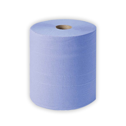Picture of Blue Bumper Roll (2ply, 400mx40cm, Pack of 1)