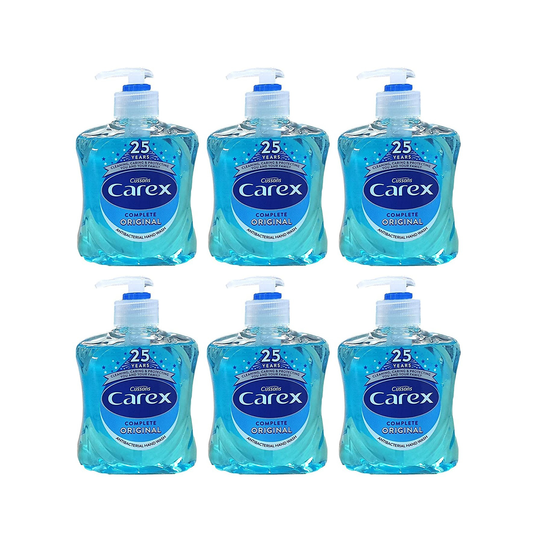 Picture of Carex Pump Soap 250ml