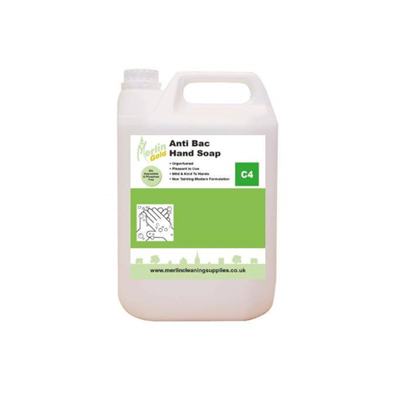 Picture of Soap Bulk Anti-Bac Neutral New