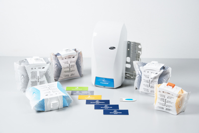 Innovative Washroom Hygiene Solutions by HAGLEITNER