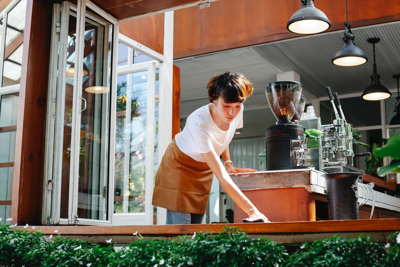 Quick Service Cleaning Routine – Find the right Cleaning Supplies